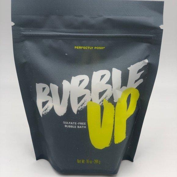 Posh Bubble Up Unscented Bubble Bath, 10 oz